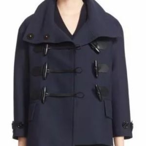 Burberry Brit Jacket midnight navy size 6